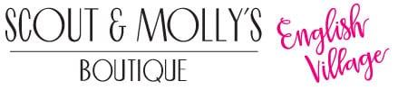Scout & Molly's English Village Logo