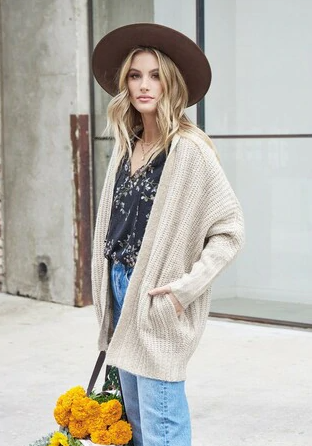 Cardigan Sweater from Boutique