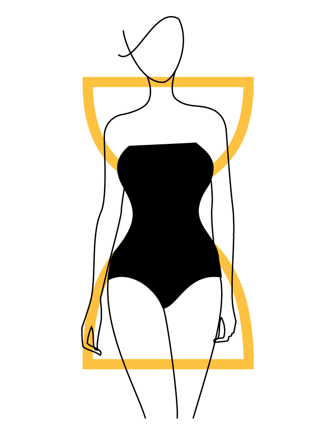 Hourglass Body Type