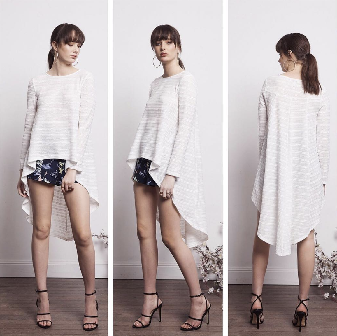 Shilla The Label Lightweight Spring Sweater