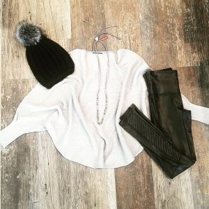 Spanx Leggings: Our go-to look this winter!