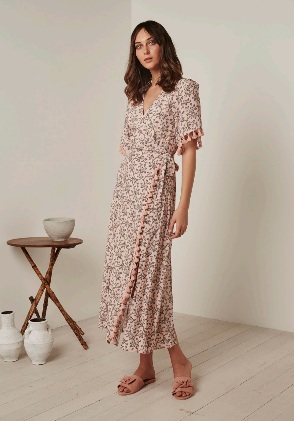 Say Yes To The Wrap Dress