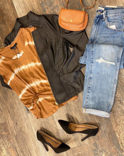 Quarry Village Fall Outfits