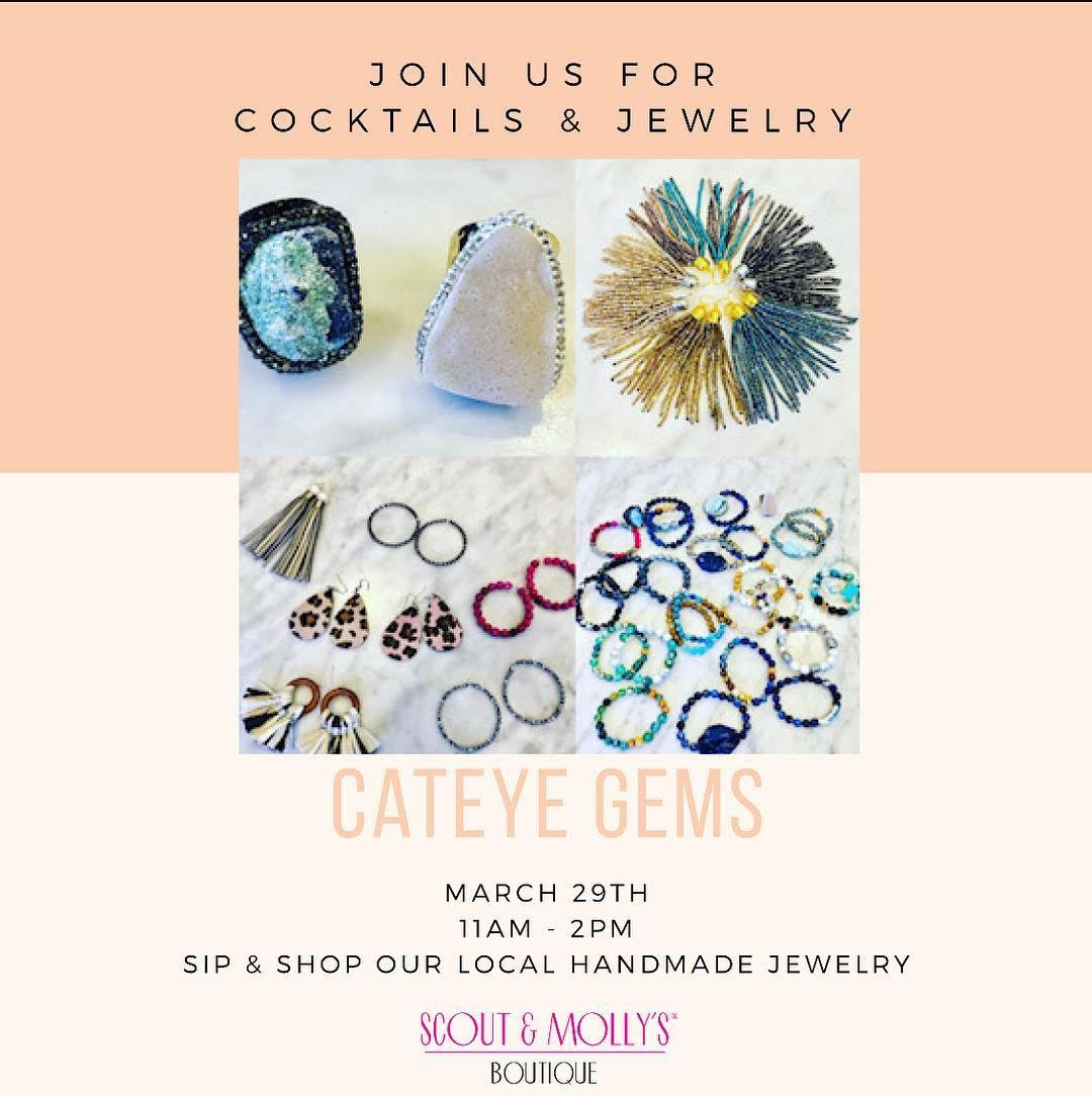 CATEYE GEMS TRUNK SHOW