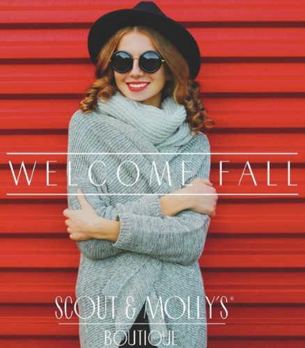 Fall Season at Scout & Molly's