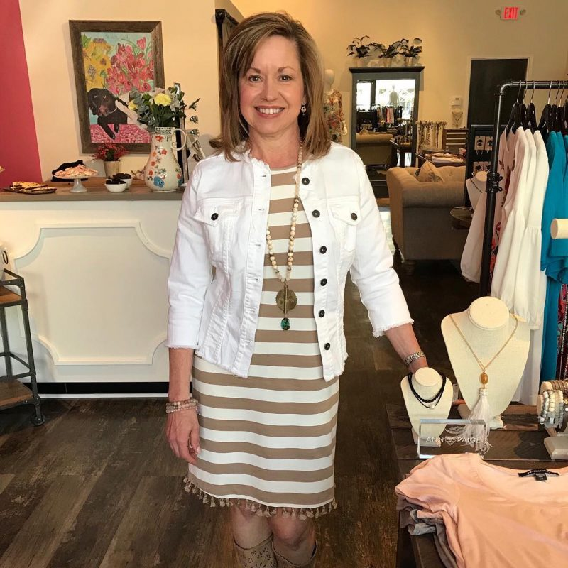 Mary Titgen, Owner of Scout & Molly's Waverly