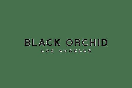 Black Orchid Los Angeles Logo