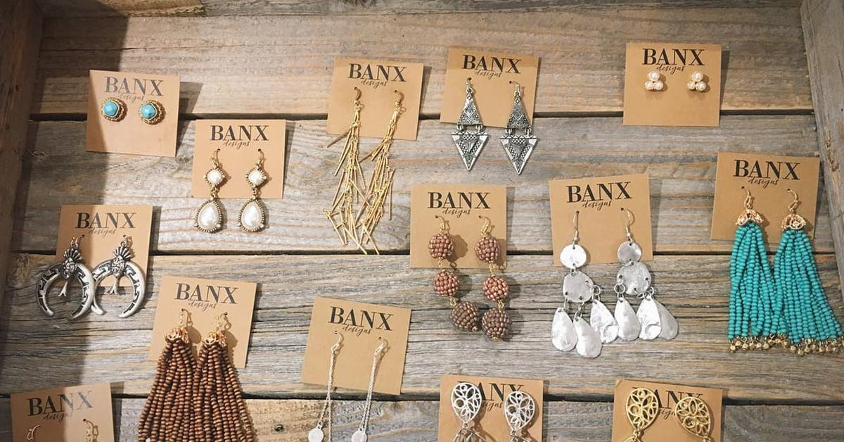 Complement Your Summer Wardrobe with Jewelry from Banx Designs!