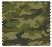 Fall Fashion Camo Print