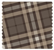 Fall Fashion Plaid Print